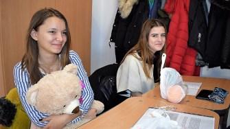 Elevii din Cumpăna au primit cadouri de Moș Nicolae. FOTO Primăria Cumpăna