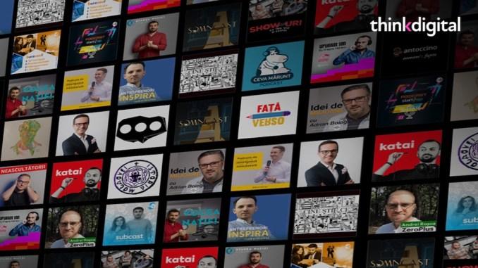 Rețea de publicitate în podcasturi