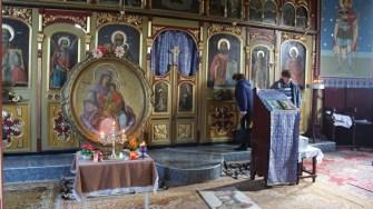Biserica din comuna Seimeni. FOTO Adrian Boioglu