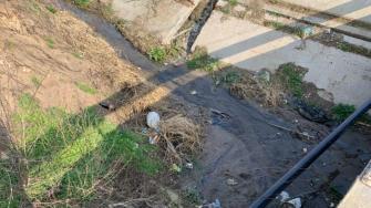Dareaua din comuna Cumpăna. FOTO Adrian Boioglu