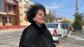 Primarul comunei Cumpăna, Mariana Gâju. FOTO Adrian Boioglu
