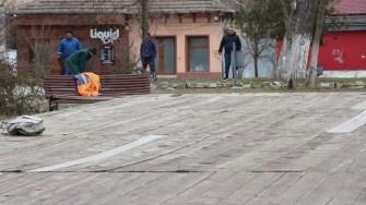 Primăria Cernavodă va moderniza stadionul din oraș. FOTO Adrian Boioglu