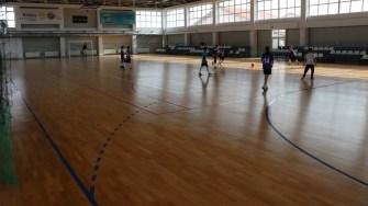 Sala de sport din Cumpăna. FOTO Adrian Boioglu