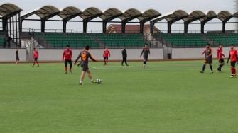 Complexul sportiv din Cumpăna. FOTO Adrian Boioglu