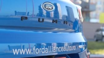 Noul Ford Puma. FOTO Adrian Boioglu