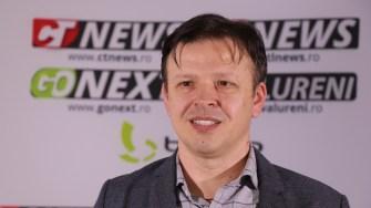 Viorel Ionescu, primarul orașului Hârșova. FOTO Adrian Boioglu