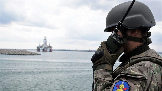"""Marinarii militari sunt pregătiți pentru Exercițiul multinațional """"Ariadne 20"""" FOTO: Forțele Navale"""