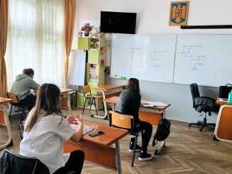 Nici un incident în prima zi de școală în unitățile de învățământ din Constanța. FOTO ISJ Constanța