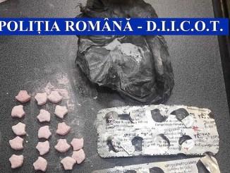 Acțiune în Vama Veche pentru combaterea traficului și consumului de droguri