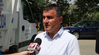 Șerif Cîrjali, viceprimarul orașului Cernavodă. FOTO Adrian Boioglu
