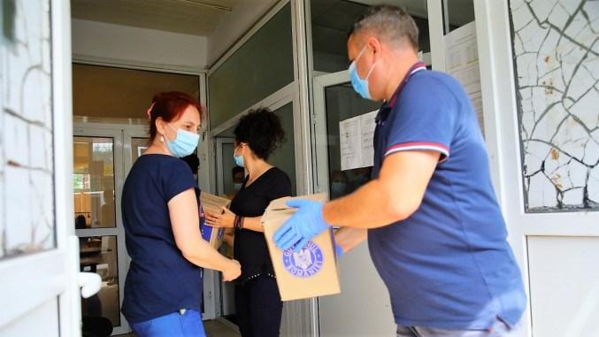 Joi, 09 iulie, începe distribuirea ajutoarelor UE! FOTO DGAS Constanța