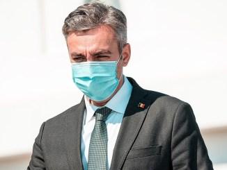 Prefectul județului Constanța, George Niculescu. FOTO Facebook