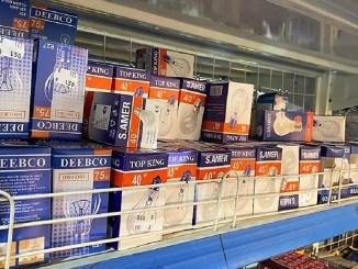 Magazin de produse asiatice închis la Cernavodă. FOTO CJPC Constanța