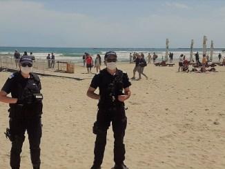 """Jandarmii Grupării Mobile, în misiune: FOTO Gruparea de Jandarmi Mobilă """"Tomis"""" Constanţa"""
