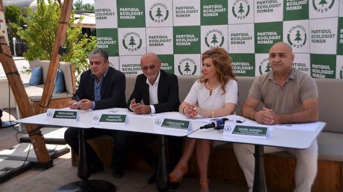 Corina Martin, candidatul PER la Primăria Constanța