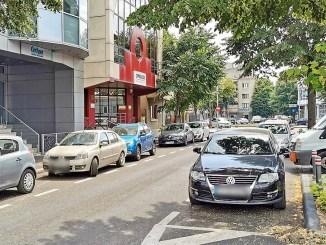 Se resistematizează traficul rutier pe străzile delimitate de bulevardul Mamaia și strada I.G. Duca