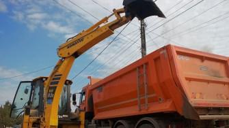 Lucrări de modernizare a drumurilor din Corbu, Paul Alexe
