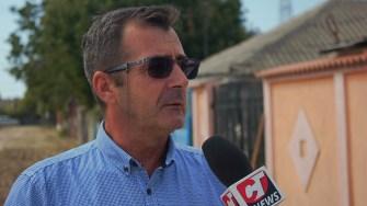 Valentin Rotaru, director de investiții în cadrul Primăriei Corbu. FOTO Paul Alexe