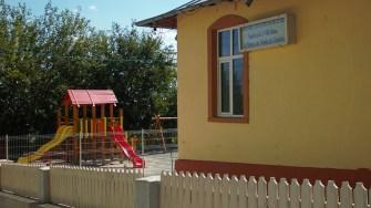 Școala din Aliman. FOTO Paul Alexe