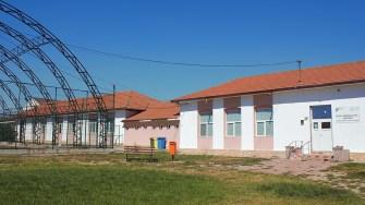 Școala din Târgușor. FOTO Paul Alexe