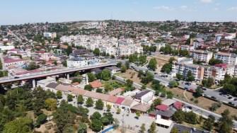 Orașul Cernavodă. FOTO Paul Alexe