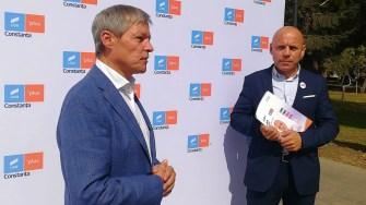 Co-președintele Alianței USR PLUS, Dacian Cioloș. FOTO Paul Alexe