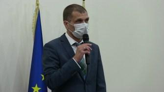 Prefectul Silviu Coșa. FOTO CTnews.ro
