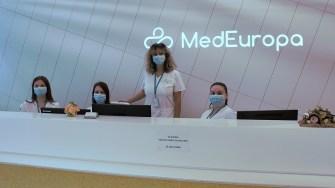 Centrul MedEuropa Constanța. FOTO Paul Alexe