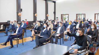 Ședința Consiliului Județean Constanța. FOTO cu rol ilustrativ