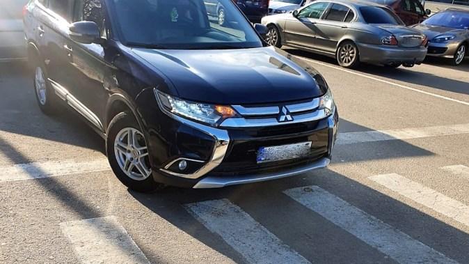 În Constanța parcarea nu se plătește, dar opririle și staționările neregulamentare sunt sancționate. FOTO DGPL Constanța