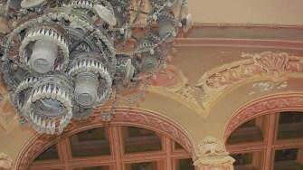 Cazinoul în renovare. Paul Alexe