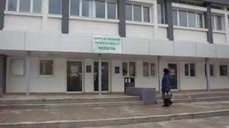 Centrul de vaccinare de la Medgidia. FOTO Paul Alexe