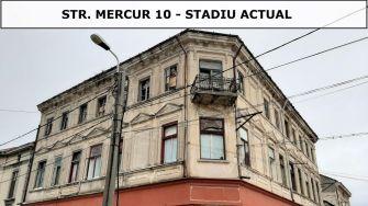 Cinci imobile aflate în diverse stadii de degradare vor fi reabilitate și consolidate. FOTO RAEDPP
