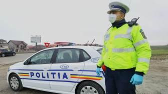 Bicicliștii, în atenția polițiștilor constănțeni: au fost aplicate zeci de sancțiuni contravenționale. FOTO arhiva IPJ Constanța