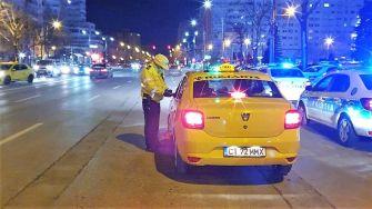 Acțiune de amploare a polițiștilor în municipiul Constanța. FOTO IPJ Constanța