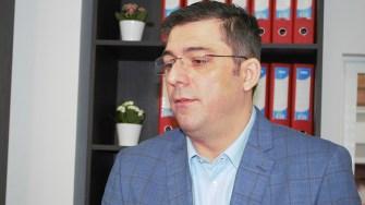 Deputatul PSD Marius Horia Țuțuianu. FOTO Paul Alexe