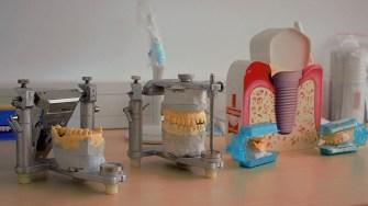 Cabinet stomatologic la Ovidius Clinical Hospital. FOTO Paul Alexe