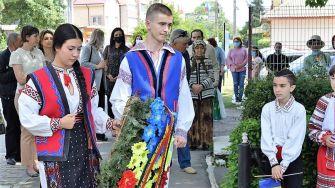 Ziua Eroilor Neamului, sărbătorită în Cumpăna. FOTO Primăria Cumpăna