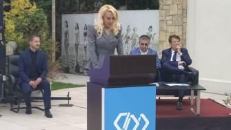 Ana Maria Vătăman, președinte Asociația de Dezvoltare Durabilă a Județului Constanța. FOTO Victor Radu