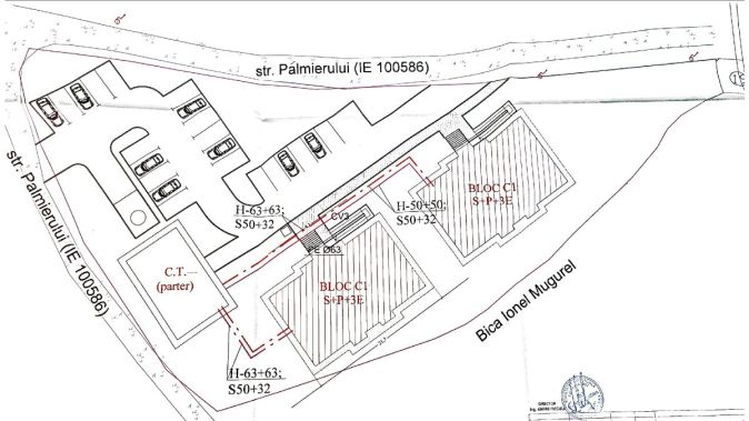 Primăria Rasova ridică două blocuri de locuințe sociale în comună