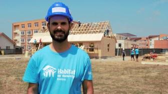 Roberto Pătrășcoiu Director național Habitat for Humanity România. FOTO Paul Alexe