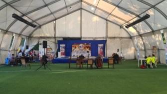 Campionatele Naționale de Haltere pentru juniori și junioare. FOTO CSO Ovidiu
