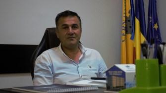 Șerif Cîrjali, viceprimarul orașului Cernavodă. FOTO Paul Alexe