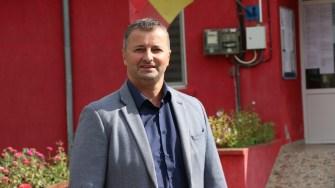 Marian Moroiu, consilierul primarului din Rasova. FOTO Adrian Boioglu