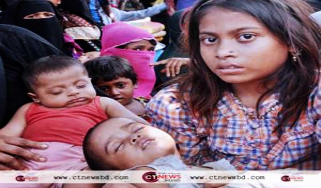 রোহিঙ্গা ক্যাম্পে প্রতিদিন গড়ে জন্ম নিচ্ছে ৬০ শিশু