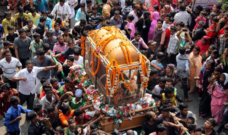 তাজিয়া মিছিলে বর্শা-বল্লম নিষিদ্ধ