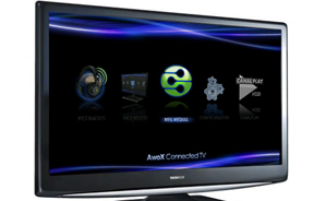 Un TV Connectée powered by Awox