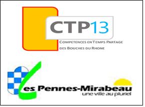 La Ville des Pennes Mirabeau et CTP13 : ensemble pour le temps partagé