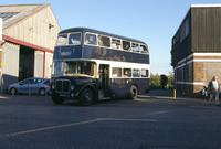 Number 8 prepared to depart Barry Depot