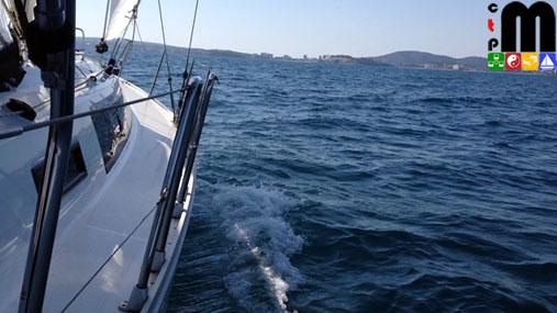 Bavaria 37 Cruiser in der Bucht von Palma